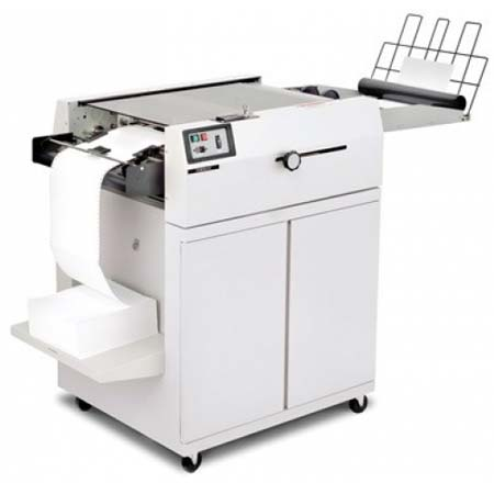 my Paper Handling machines - paper processing equipment from Factory Express - Use a collator, paper jogger, bookletmaker & burster for your office paper handling needs.