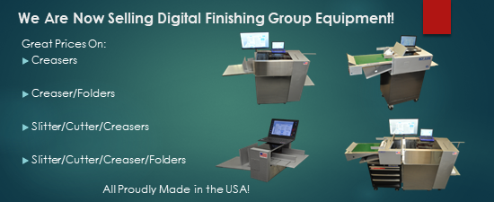 Digital Finishing Group Introduction